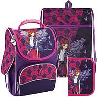 Рюкзак в комплекте 3 в 1 Winx fairy couture KITE W18-501S+601M+622