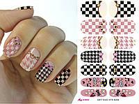 Наклейки для дизайна ногтей № 22, фото 1