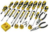 ✅ Набор инструментов 39 ед. в сумке (отвертки: 3; 5; 6x38mm; 8; Ph: #0; #1; #2x38mm ;#2x; #3; Torx: 10