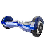 "Гироборд-скутер электрический. 4400 мАч, колеса 8"". Blue INTERTOOL SS-0802, фото 2"