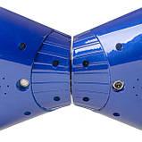 "Гироборд-скутер электрический. 4400 мАч, колеса 8"". Blue INTERTOOL SS-0802, фото 4"