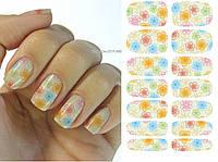 Наклейки для дизайна ногтей № 05, фото 1