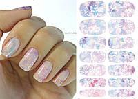 Наклейки для дизайна ногтей № 17, фото 1