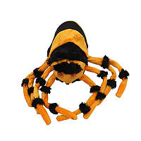 Паук анимированный прыгает Halloween Animated Jumping Spider Tabletop Decoration