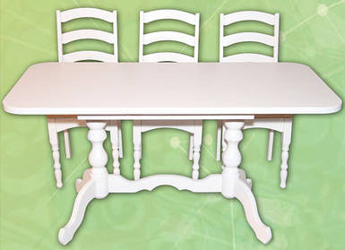Стол раздвижной на 2-х ножках длина 1-1,3 м ширина 0,6 м