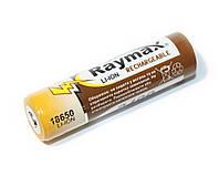 Аккумулятор 18650, 2400 mAh, Raymax, 1 шт, Li-ion, Bulk
