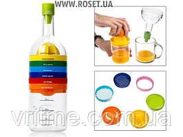 Волшебная Кухонная Бутылка bin 8 Tools Kitchen Tool Like Bottle