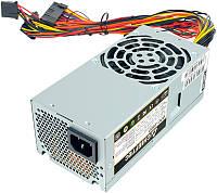 Блок питания Chieftec 250W GPF-250P, 80mm, 20+4pin, 1x4pin, SATA х 2, Molex 2x4pin, кабеля немодульные