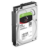 "Жесткий диск 3.5"" 3Tb Seagate IronWolf, SATA3, 64Mb, 5900 rpm (ST3000VN007) (Ref)"
