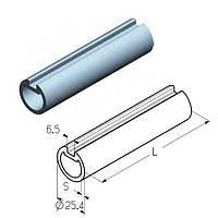 Вал полый (D=25,4мм) для ворот ролет гаражных и промышленных Alutech TSH-3000