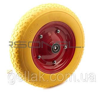 Колесо 3.50 -8 TL (под ось 20 мм)
