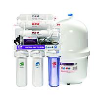 6-стадийная система очистки воды с насосом GRANDO6+