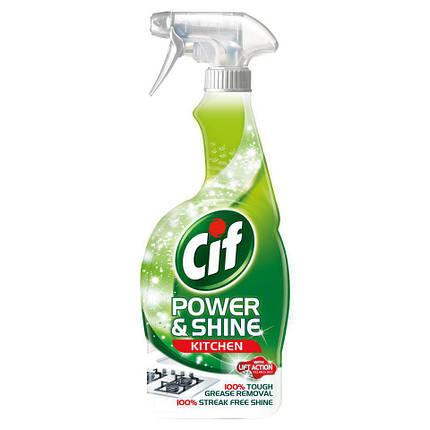 Спрей для чищення Cif  Power & shine  750 мл, фото 2