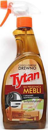 Поліроль  для меблів   Tytan 500 мл.., фото 2
