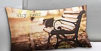 Купон на декоративную подушку люк