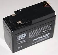 Аккумулятор 12V 2,3А гелевый SUZUKI таблетка 'OUTDO'