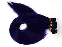 Канекалон 4027 для плетения косичек пряди накладные цветные