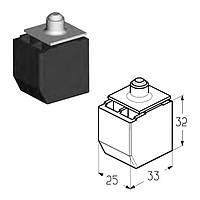 Упор нижній LS1016 для воріт, ролет гаражних і промислових Alutech