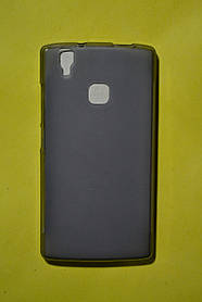 TPU Силикон Doogee X5 Max Gray (дымчато-серый)