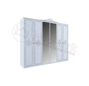 шкаф Луиза 6Д Люкс