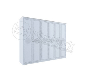 шкаф Луиза 6Д без зеркада