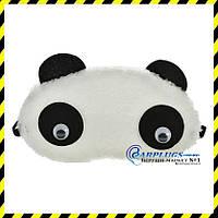 "Маска для сну Silenta ""Панда - очі""., фото 1"