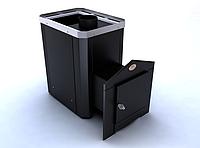 """Печь-каменка """" Классик"""" ПКС - 01 (модель Ч)  с выносным топливным каналом"""