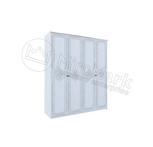 шкаф Луиза 4Д Люкс без зеркала