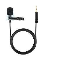 Петличный микрофон (петличка) Alitek Longin, 1,5м шнур.