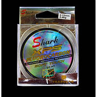 Леска FLUOROKARBON Shark 0.18