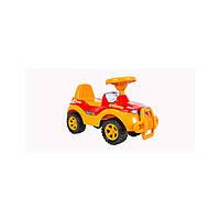Машинка-каталка Орион Джипик (105)