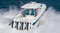 Масло моторне для чотиритактних двигунів катерів і моторних човнів