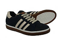 Спортивные туфли кроссовки кеды кожаные Konors  для подростков , фото 1