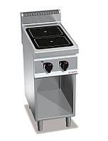 Индукционная плита GGM Gastro EDB479P 2 конфорки - 7 кВт