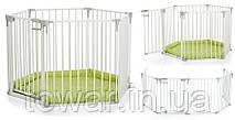 Манеж дитячий Hauck Baby Park + підкладка барер 3.66 m
