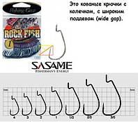 Крючок офсетный SASAME №2/0 13шт/упаковка (Япония)