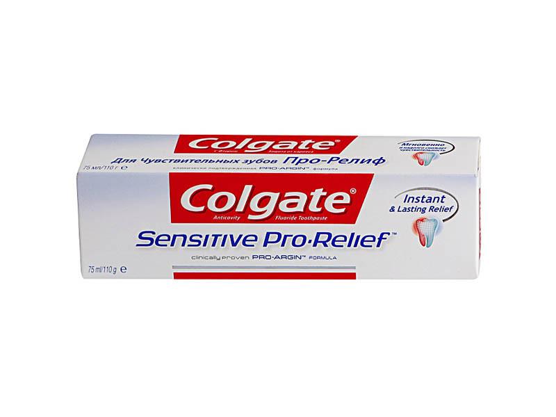 Зубная паста Colgate Sensetive Pro-Relief (75 мл.) срок до 3.19