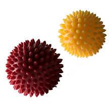 Эспандер - мячикс шипами Д 83 + Д 58