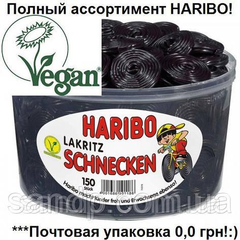 Лакричные завитки Харибо Haribo 1500гр.(Веган), фото 2
