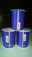 Лента фиолетовая, тесьма для шариков - 5 мм, 400м