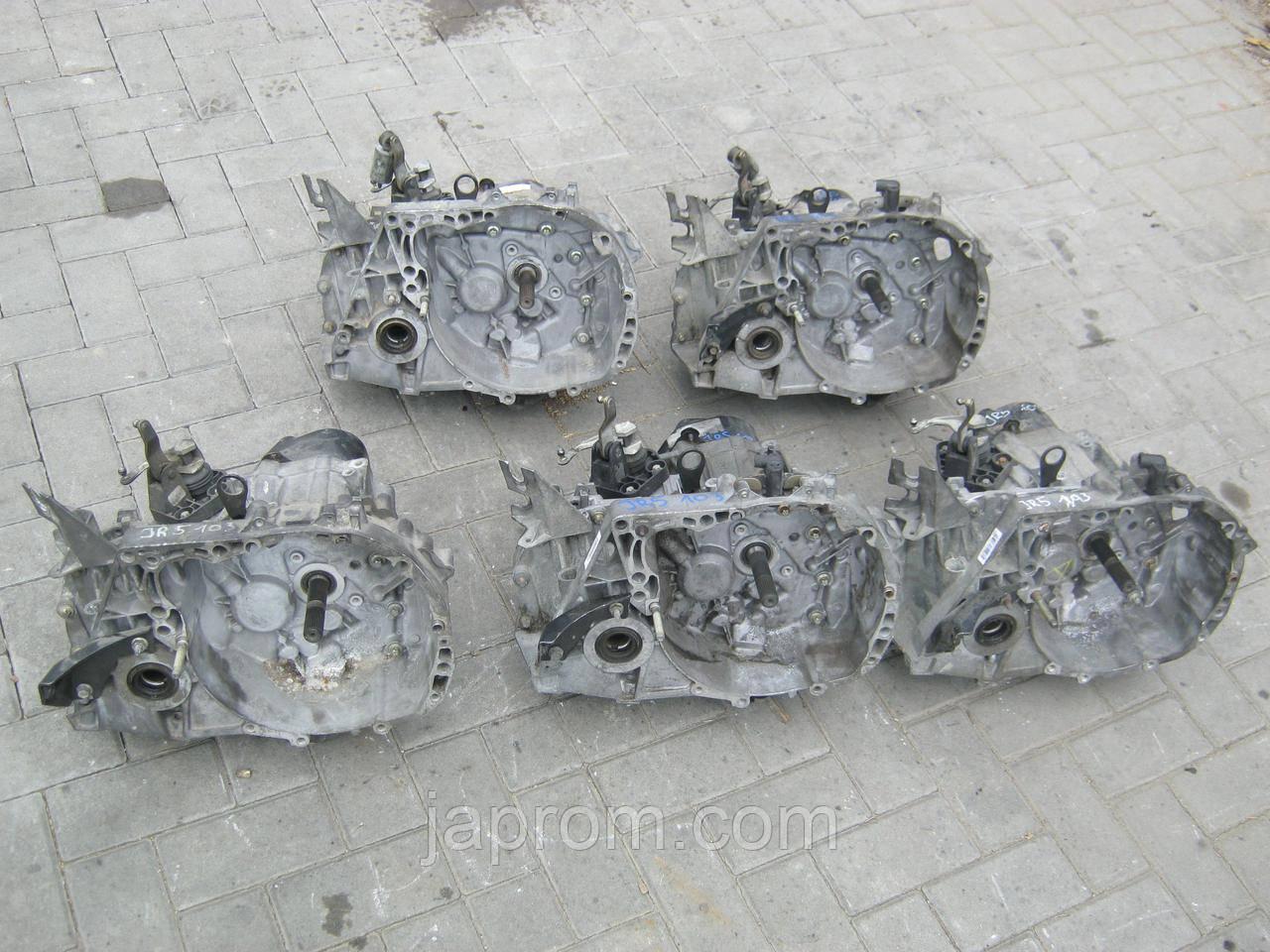 МКПП механическая коробка передач Renault Scenic II 1.5 DCI JR5 103