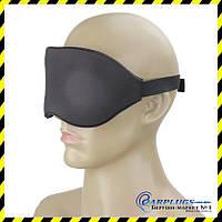 3D маска для сна (очки для сна) с эффектом памяти Silenta Memory 3D!, фото 1
