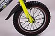 """Детский Велосипед с ручкой """"HAMMER-16"""" S600, фото 2"""