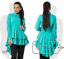 Женская блуза из бенгалина
