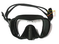 Маска для дайвинга, маска для подводной охоты Bs Diver Fox Mid