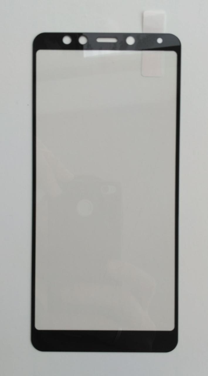 Защитное стекло Xiaomi Redmi 5 с черной рамкой