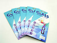 Защитное стекло 2.5D iPhone 5/5s/5c
