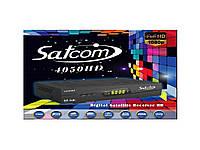 Супутниковий тюнер S4050 HD інтернет (прошитий) ТМSATCOM