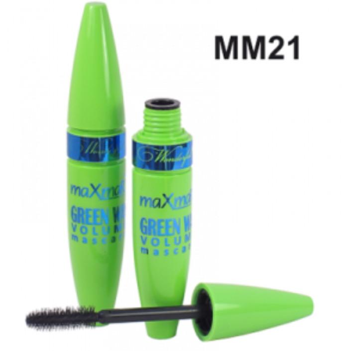 Тушь для ресниц Green Way Volume Mascara MaxMar