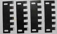 Ножи оригинальные на дисковую корморезку 'Лан-5'.